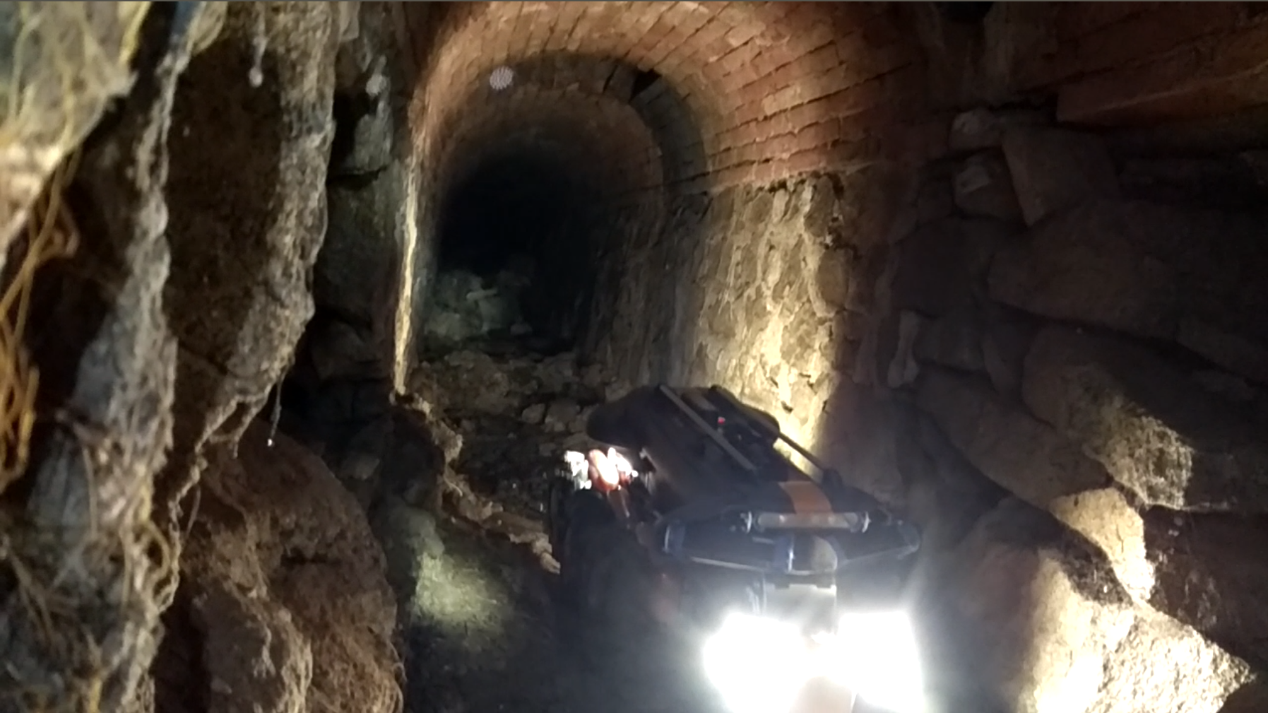 SIAR robot on the Sewers of Barcelona